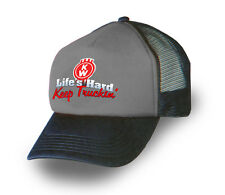 KENWORTH TRUCK Cap/Hat GREY   Trucker Cap 'Keep Truckin'