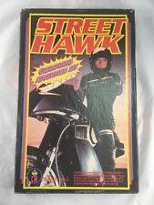 Vintage Colorforms set Street Hawk Motorcycle Jessie Mach Rex Smith 1984 NEW