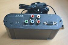 Premier Farnell signal converterr HDMI to YUV component and VGA Part No. AV17444