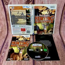 Nintendo Wii North American Hunting Extravaganza Wii U UK PAL Game Very Rare