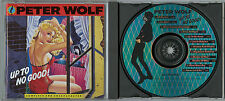 PETER WOLF UP TO NO GOOD CD J. Geils Band U.S. MCA