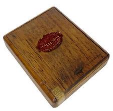 Vintage BALMORAL Cedar Cigar Box