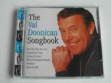 The Val Doonican Songbook (CD Album) Used Very Good