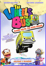 The Wheels on the Bus: Mango Helps the Moon Mouse Roger Daltrey, Victoria Jacks