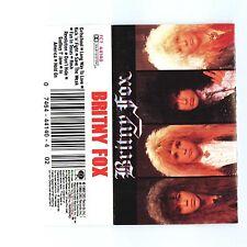Britny Fox by Britny Fox (Cassette, Sony Music Distribution (USA))