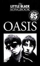 Oasis The Little Black Songbook Sheet Music Chords Lyrics The Little B 014004637