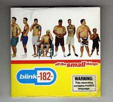 BLINK 182 - ALL THE SMALL THINGS - CDS CARDBOARD 1 TRAKS + 4 LIVE - SEALED MINT!