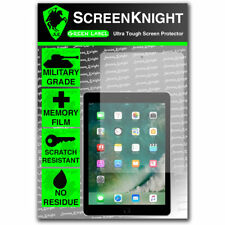 ScreenKnight Apple iPad 9.7 (2017) SCREEN PROTECTOR - Military Shield