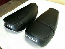 SUZUKI TS185 TS125 TC185 TC125 1974 TO 1976 SEAT COVER WITH STRAP (S29)
