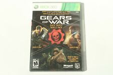 Gears of War Triple Pack (Xbox 360) Complete with Manual