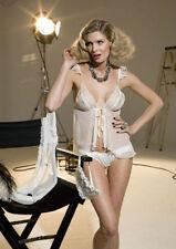 Silk Babydoll Short Lingerie & Nightwear for Women