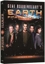 Earth - Final Conflict - Season 2 (Keepcase) ( New DVD