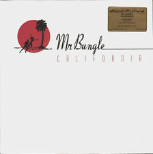 Mr. Bungle - California on White Vinyl LP & Numbered Only 2,000 Made NEW