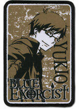 Blue Exorcist Yukio Embroidered Patch