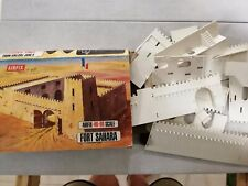 AIRFIX 1/72 FORT SAHARA ROMAN FORT IN BOX WATERLOO UNBOXED
