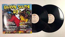 VA Down South DJ's 2xLP Lil' Joe XR2621 US 2000 VG+ Crunk 14I