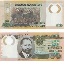 Mosambik / MOZAMBIQUE - 50 Meticais 2011 UNC - Pick 150