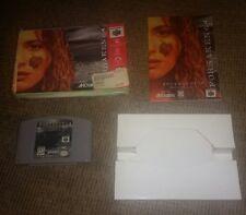N64 Forsaken Complete with Box nintendo 64 video game cartridge VINTAGE