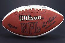 Boomer Esiason QB New York Jets Signed Wilson NFL Football Autograph 1995
