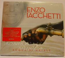 ENZO IACCHETTI - ACQUA DI NATALE - CD Sigillato Baglioni, Mina, Dalla, Ruggeri