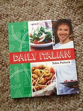 TOBIE PUTTOCK, DAILY ITALIAN, MINI PUBLICATION COOKBOOK