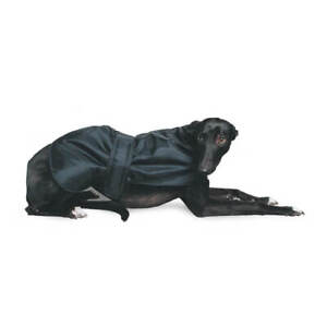 Ancol Muddy Paws Greyhound Thermal Dog Jacket Waterproof Warm Coat All Weather