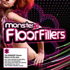 Various Artists : Monster Floorfillers CD (2010)