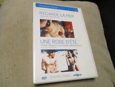 """DVD """"REGARDE LA MER / UNE ROBE D'ETE / ..."""" courts-metrages de Francois OZON"""