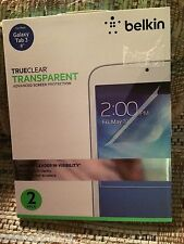 """Belkin Screen Protection for Galaxy tab 3 8"""" NEW"""