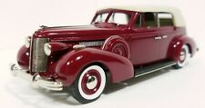 Brooklin Models 1/43 B.C.34.39 1937 Buick Special Phaeton Conv.(Fixed) WITH BOX