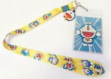 NEW GE Doraemon Yellow Lanyard Officially Licensed GE37647 US Seller