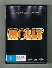 Molly (Australian TV Mini-Series) Dvd Brand New & Sealed