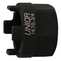 Unior Freewheel Remover (Suntour 4 Spline) — AUS STOCK — Tool 1670.3/4 (616064)