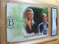 PENNY BILLIE KALEY CUOCO 2007 CHARMED FOREVER THE SECRET GARDEN # 33 GRADED 10