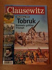 Clausewitz 4/2016 Das Magazin für Militärgeschichte
