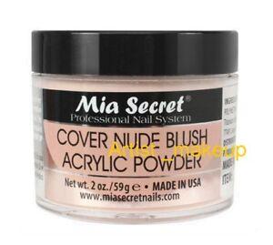 Mia Secret Cover Acrylic Powder PINK /ROSE /BEIGE/NUDE BLUSH 0.5oz,1oz, 2oz, 4oz
