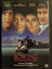 Rowing With the Wind (DVD, 2003)  Hugh Grant, Elizabeth Hurley 1988 Region 1 OOP