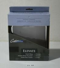 Gatco 4052 Elevate-Handtuchring, Chrom (X3-68-R47)