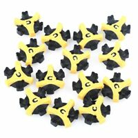 New 14 pcs Golf Shoe Spikes Replacement Champ Cleat Fast Twist Q-Lok For Footjoy