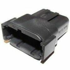 Dt04-12pb tedesco chassis connettore 12 Pin Nero