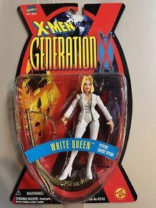 Marvel X-Men Generation X White Queen Emma Frost Figure 1996 NEW