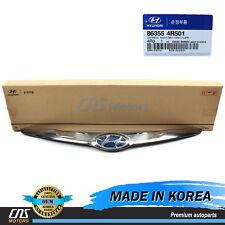 GENUINE Hood Molding Chrome for 11-15 Hyundai Sonata Hybrid OEM 86355-4R501