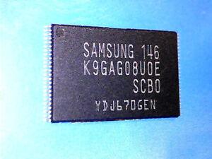 NAND K9GAG08U0E programada 32D5500 / 37D5500 / 40D5500 / 46D5500 / D5500 samsung