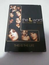 The L Word: Season 5... DVD...4 Disc Collection