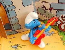mac donald Schtroumpf rock in roll  Smurf  puffi  pitufo puffo mac do macdo