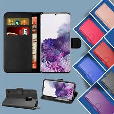 Case for Samsung A10 A21S A71 A51 A91 Genuine LEATHER Magnetic Flip Wallet Cover