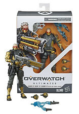 "Overwatch Ultimates Soldier: 76 (Golden) Skin 6"" Figure Mint in Box"