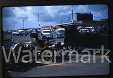 1959  kodachrome Photo slide   Antique cars  Car show automobile