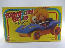 RAINBOW BRITE l'auto buggy di IRIDELLA Mattel Vintage