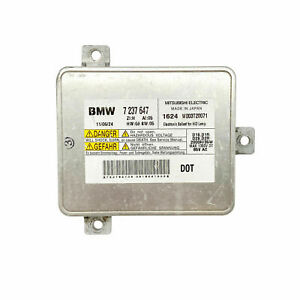 OEM 11-13 BMW 5 Series 528i 535i 550i Xenon Ballast Module Control Unit 7318327